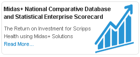 Scripps Interview on Midas+ Statistical Enterprise Scorecard